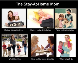 When Being a Stay At Home Mom Sucks