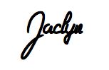Jaclyn Signature